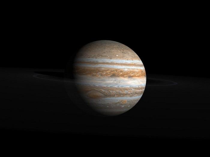 planète à anneaux