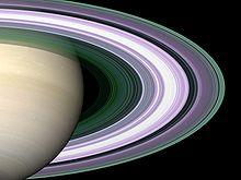 anneaux de saturne