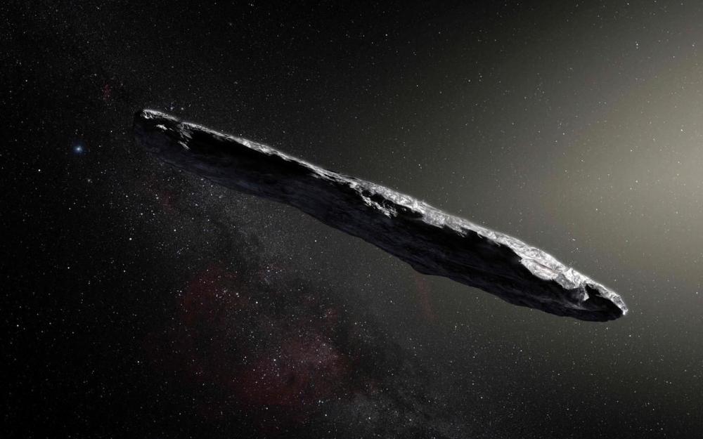 asteroide autre systeme solaire