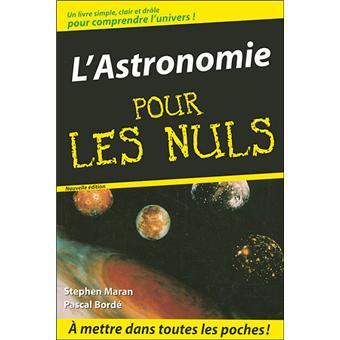 astronomie pour les nuls