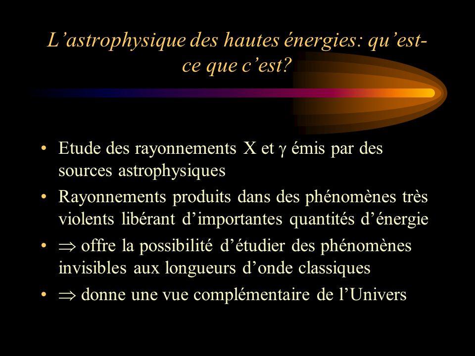 astrophysicien etude