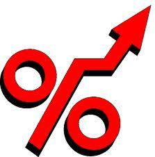 augmentation pourcentage