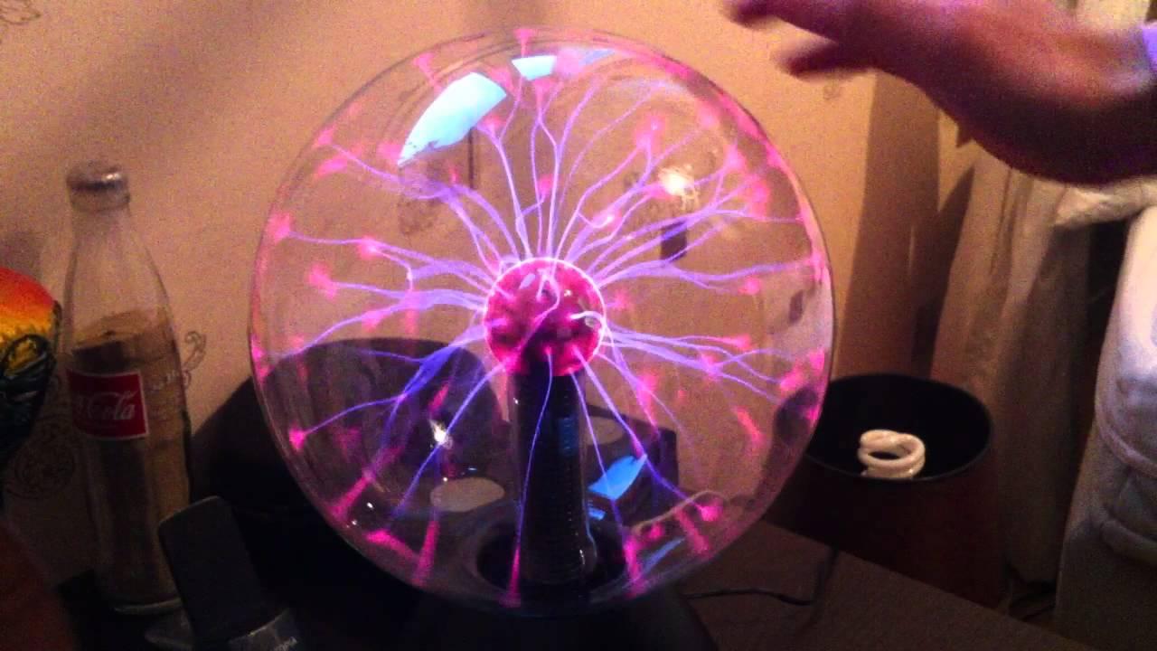 boule plasma geante