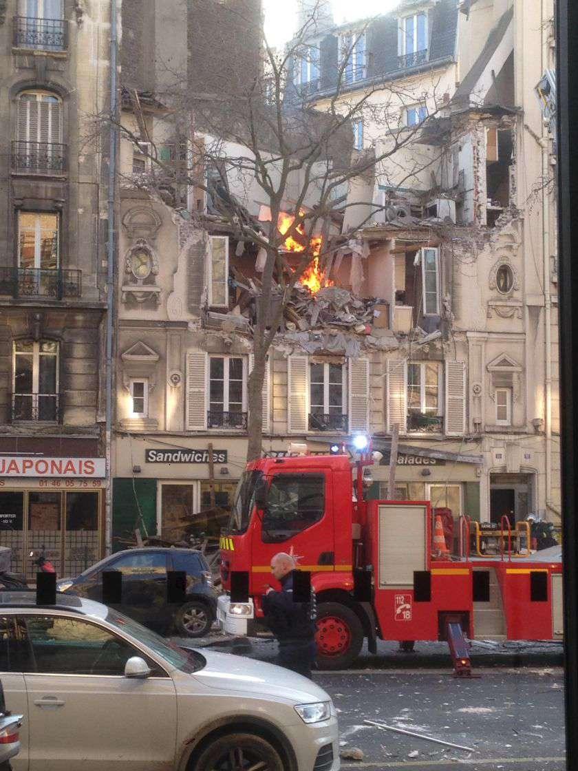 boulogne billancourt explosion