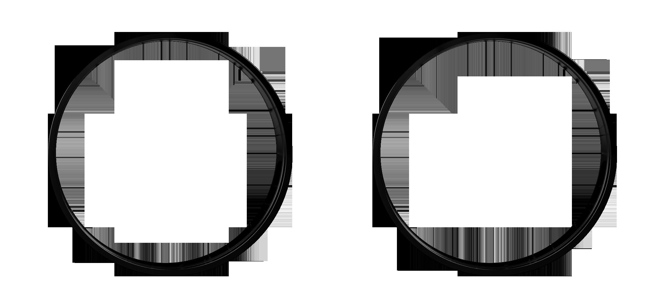 cercle noir
