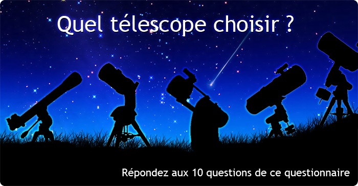 choisir son telescope