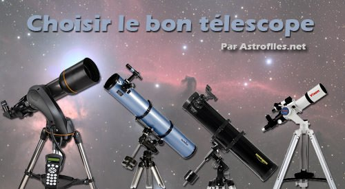 choisir un telescope