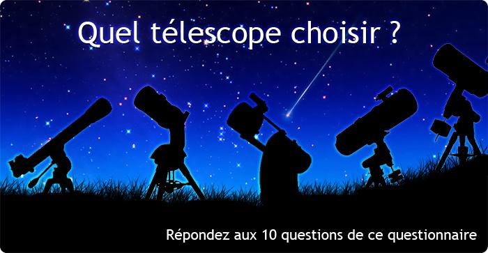 comment choisir son telescope