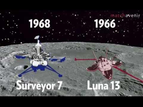 conquete de la lune