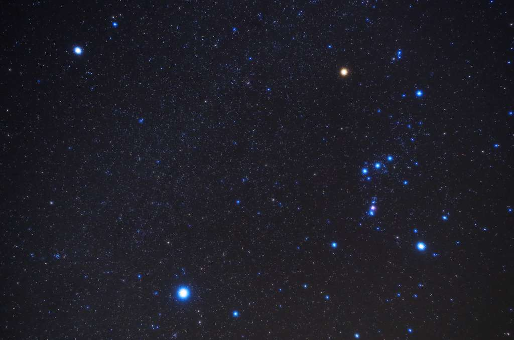 constellation d orion