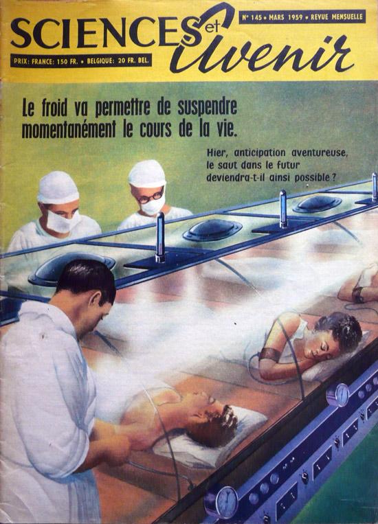 cryogenie humaine