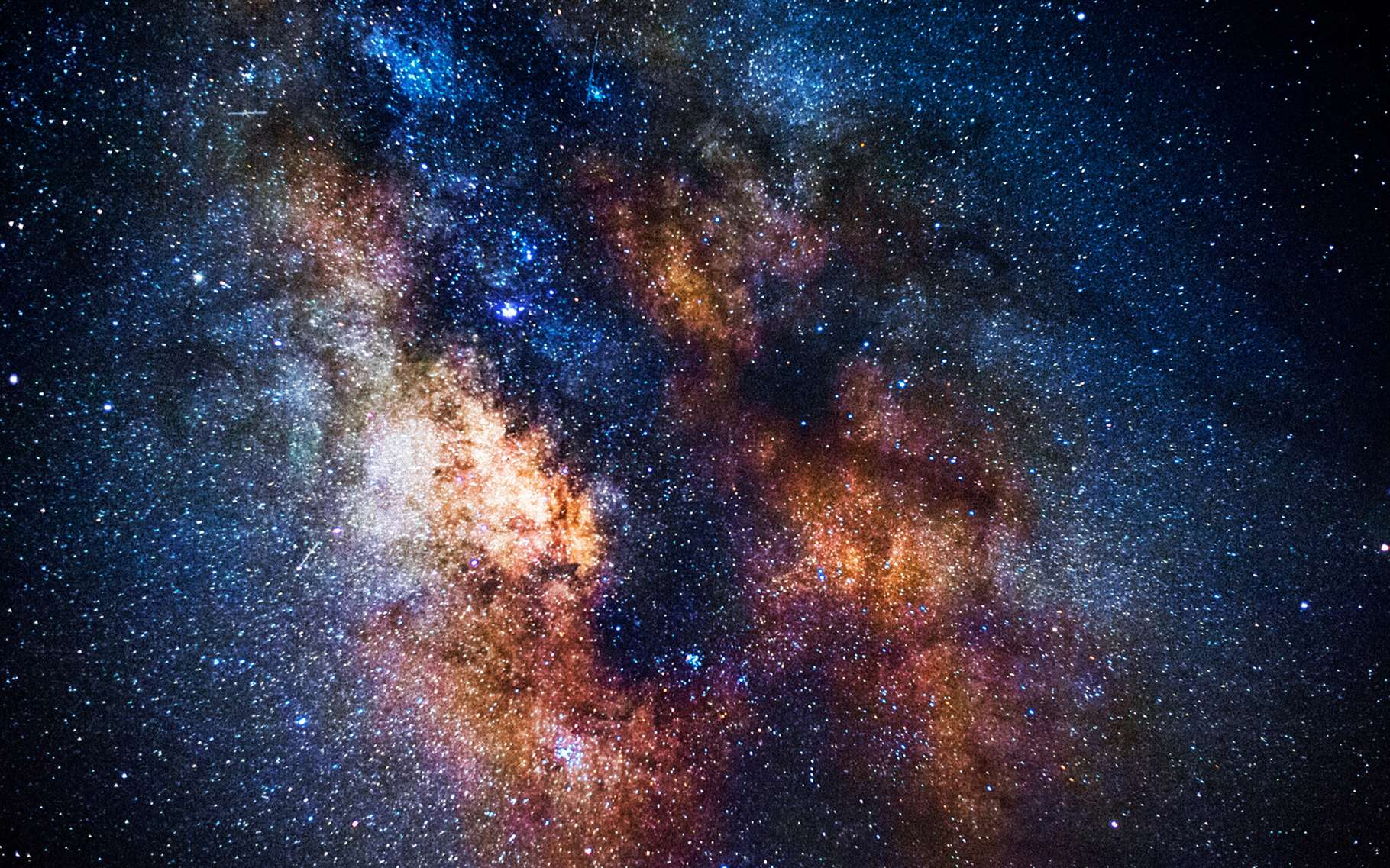 dimension de l univers
