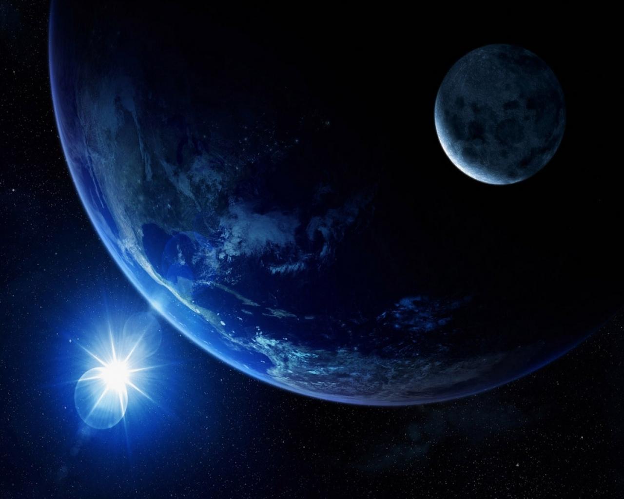 etoile planete