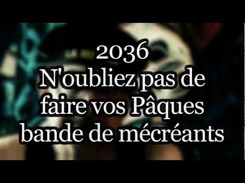 fin du monde 2036