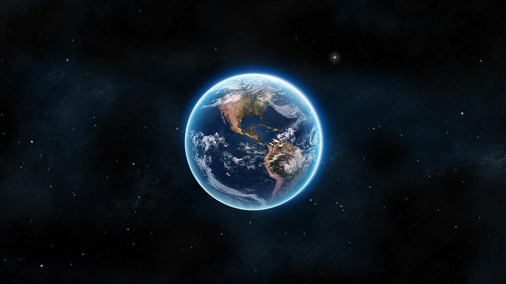 fond d ecran planete