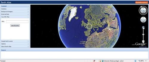 google earth en ligne sans telechargement