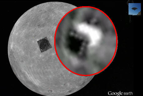 google lune