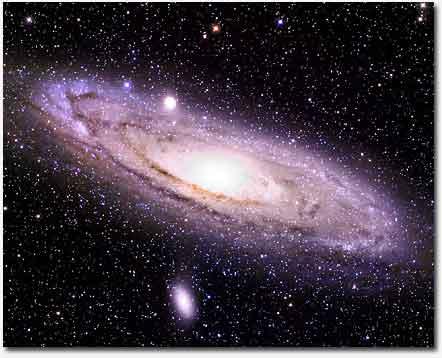 image de la galaxie