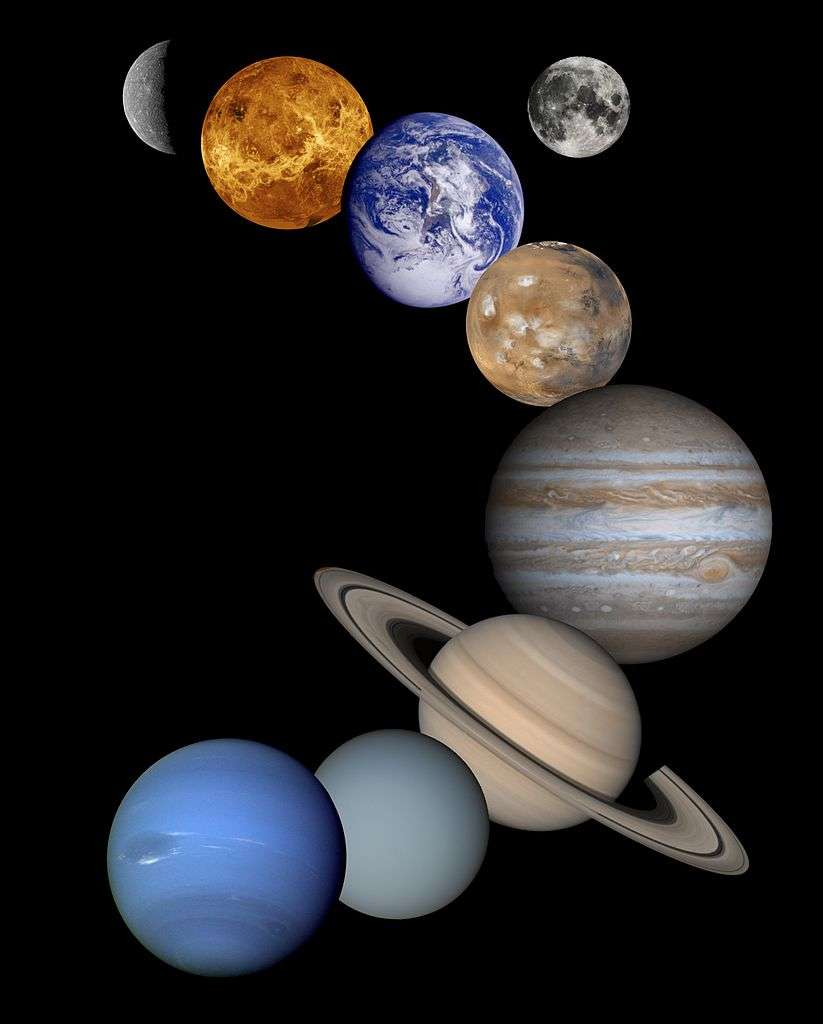 image planete