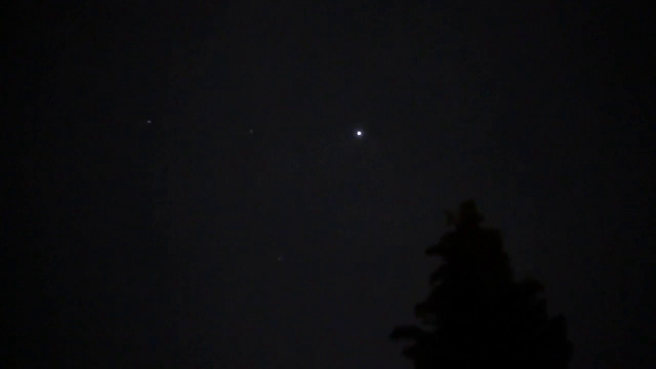 iss passage visible