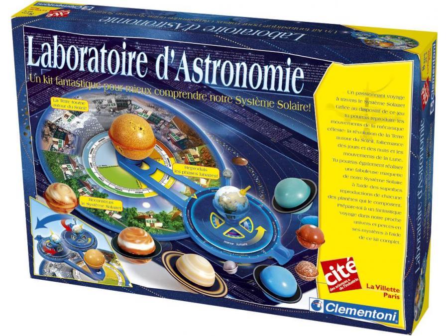 jeu astronomie