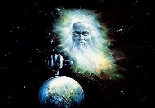 la creation de l univers