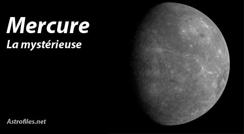 la planete mercure