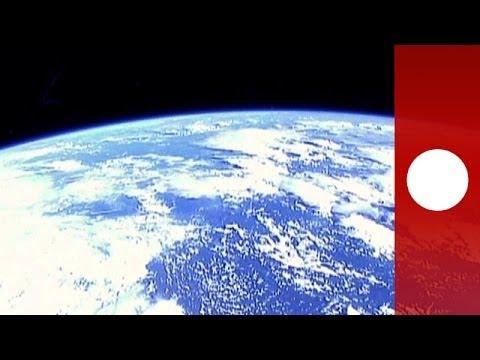 la terre vue de l espace en direct