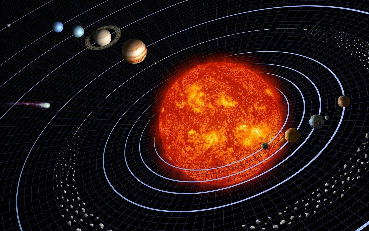 le soleil est il une planete