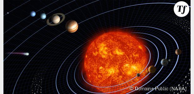 le soleil tourne autour de la terre