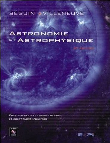 livre astrophysique