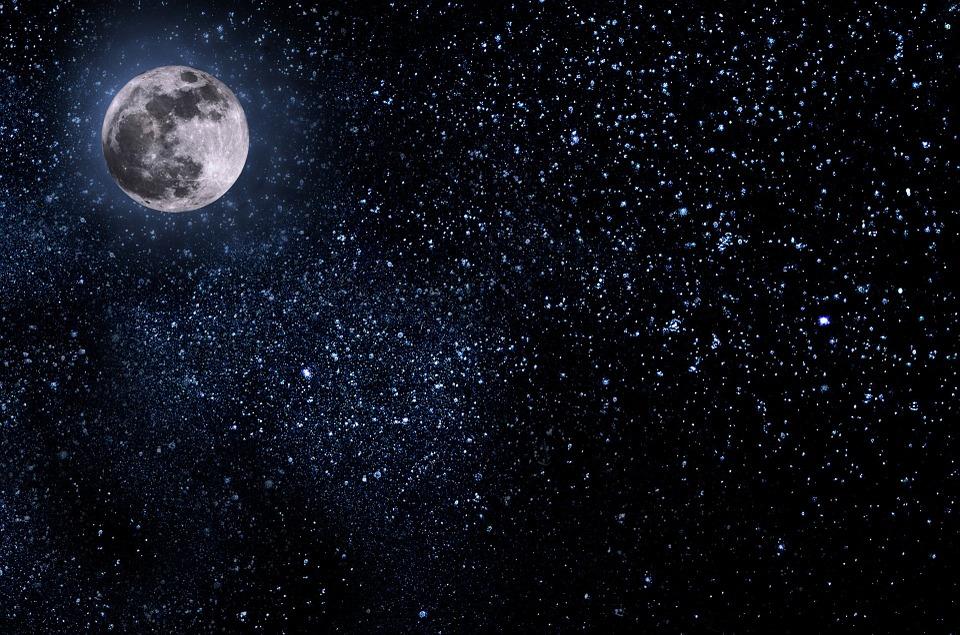 lune etoile