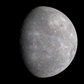 mercure planete