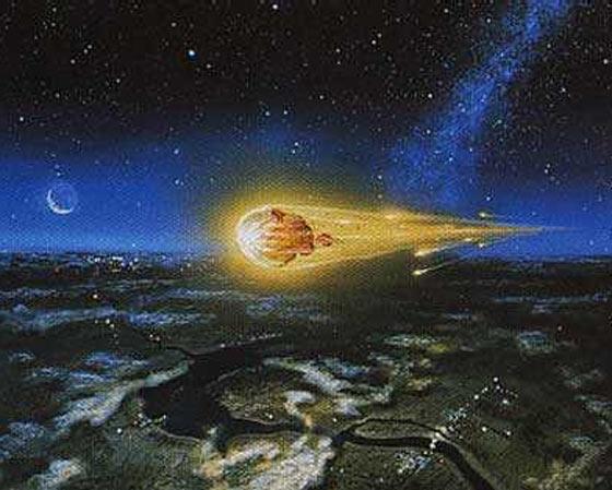 naissance de la vie sur terre