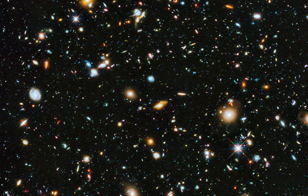 nombre de galaxies