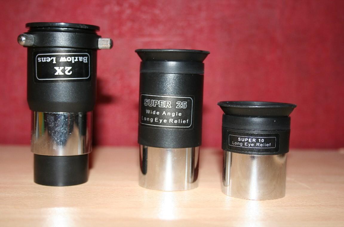 oculaire telescope