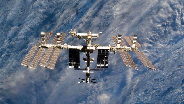 ou est la station spatiale