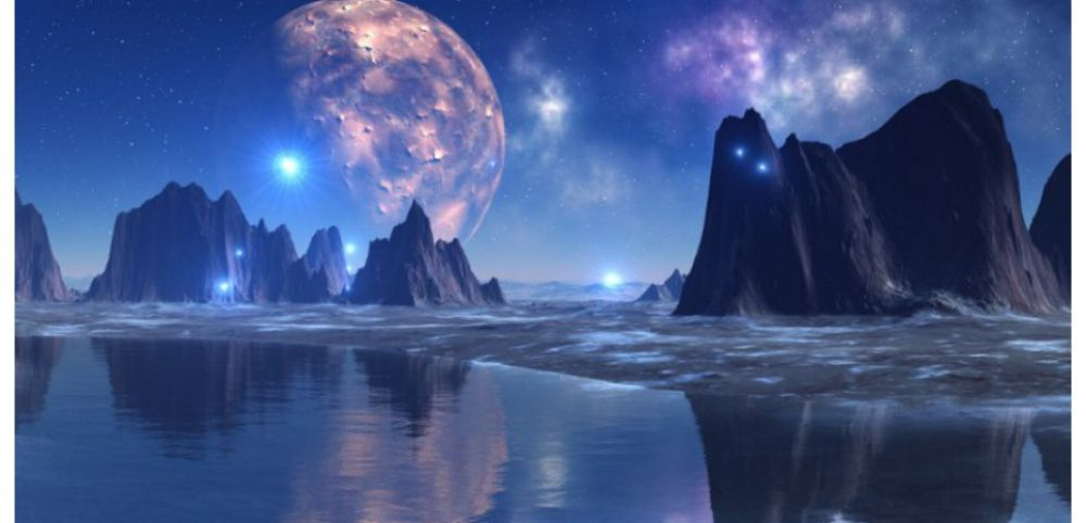 planete galaxy