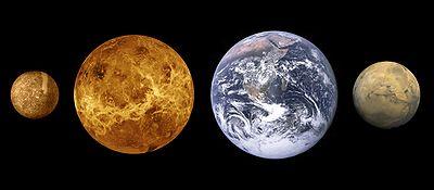 planete tellurique