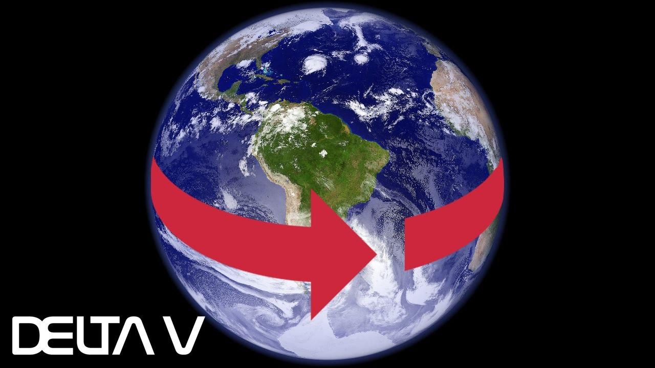 pourquoi la terre tourne sur elle meme