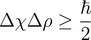 principe d incertitude