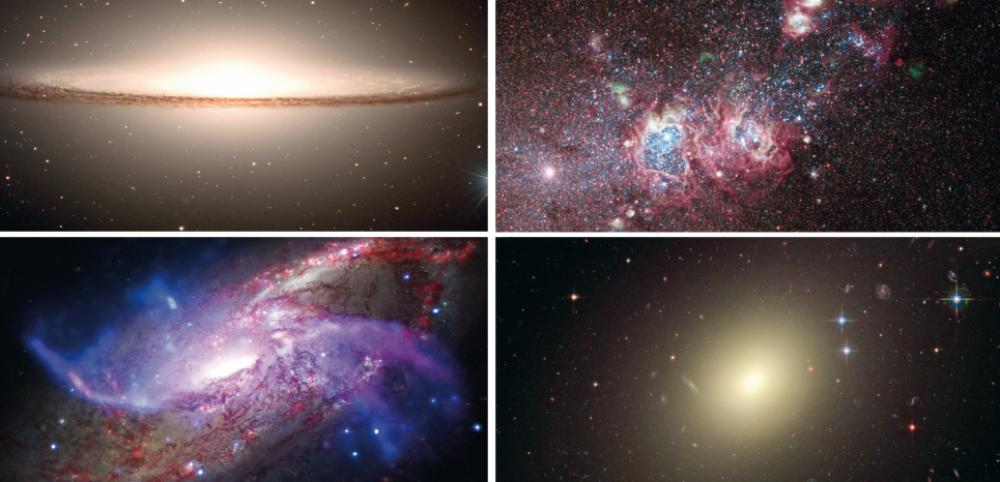 qu est ce qu une galaxie