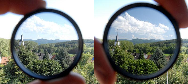 quel filtre polarisant choisir