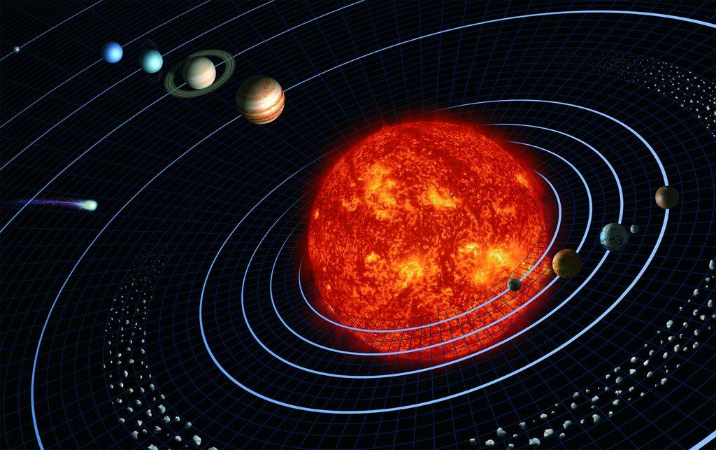 quelle est la planete la plus proche du soleil