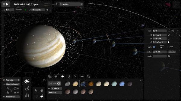 sandbox univers