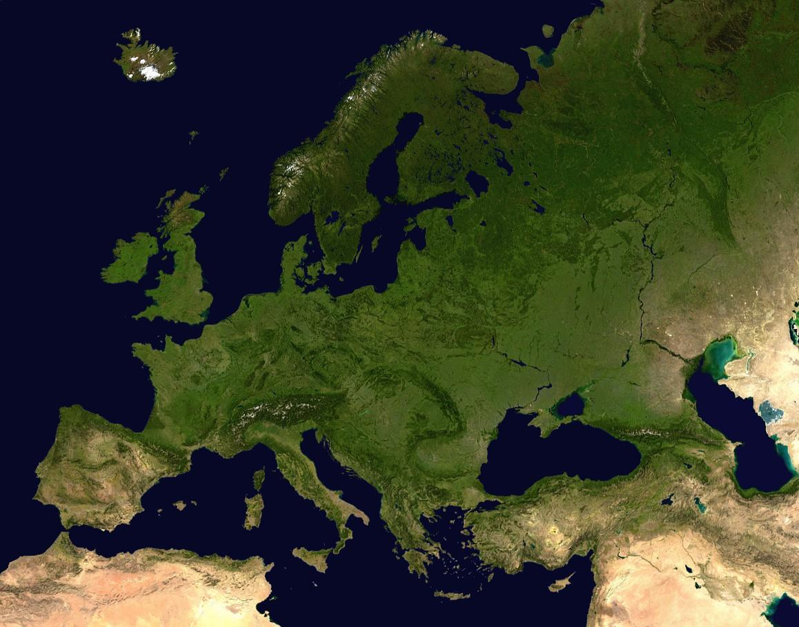 satellite europe