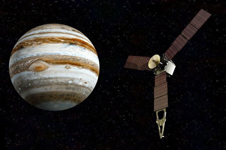 satellite jupiter