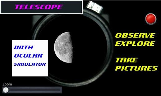 simulateur telescope