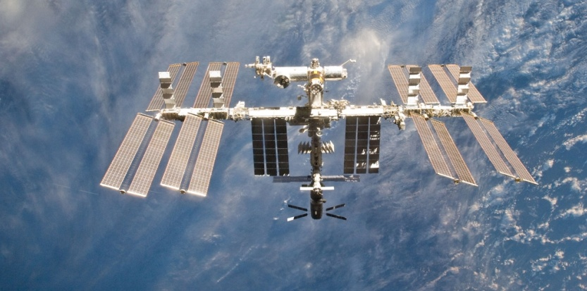 station iss en direct