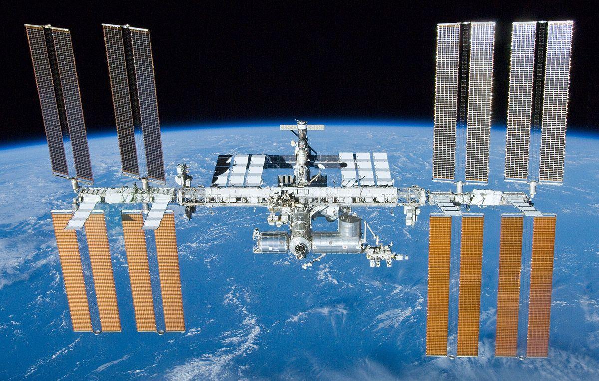 station spatiale internationale en direct